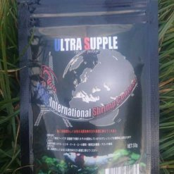 Lowkeys Ultra Supple nourriture pour crevettes