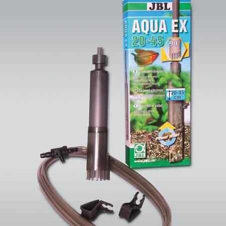 Cloche à vase pour aquarium JBL AquaEx Set 20-45cm vue détaillée