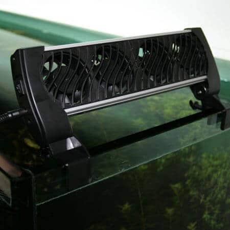 bloc froid pour aquarium ventilateurs jbl cooler 200