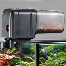 distributeur automatique de nourriture pour aquarium eheim 3581