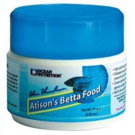 Ocean Nutrition Atison's Betta Food 75gr