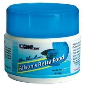 Ocean Nutrition Atison's Betta Food 75gr
