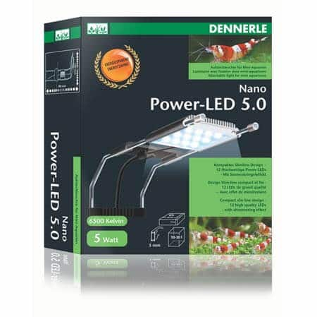 lampe led pour nano aquarium Dennerle Nano Power LED 5.0