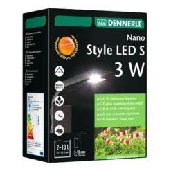 lampe led dennerle nano style led s 3W