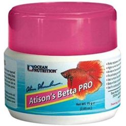 Ocean Nutrition Atison's Betta pro 75gr