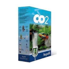 Kit Co2 Aquili pour aquarium avec détendeur pré-réglé