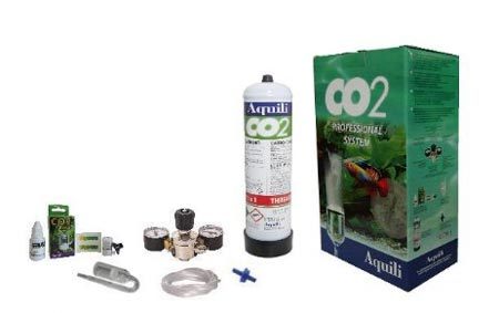 Kit Co2 Professional Aquili sans électrovanne