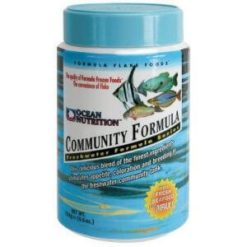 Ocean nutrition community formula flakes pour aquarium communautaire