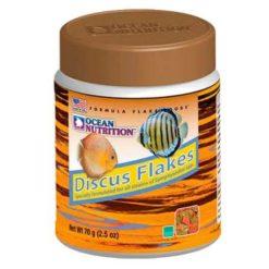ocean nutrition discus flakes 70g nourriture