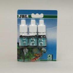 recharge jbl test nh4 pour aquarium et bassin