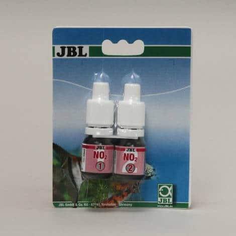 recharge jbl test no2 pour aquarium et bassin