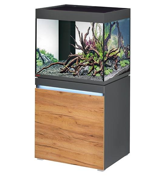 aquarium eheim incpiria 230 litres led graphit nature