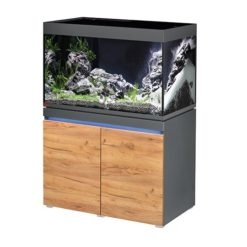 aquarium eheim incpiria 330 litres led graphit nature