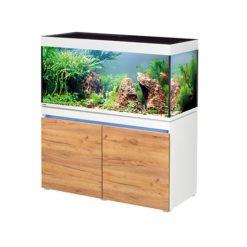 aquarium eheim incpiria 430 litres led alpin nature