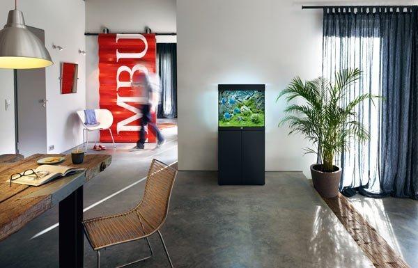 Juwel Lido 120 led noir aquarium juwel