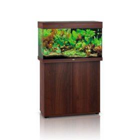 Juwel Rio 125 led bois brun aquarium