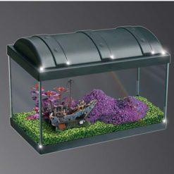 aquarium complet newa hobby noir 20 litres