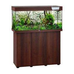 Juwel Rio 180 bois brun avec meuble aquarium 180l