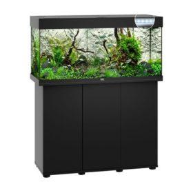 Juwel Rio 180 Noir led avec meuble aquarium 180l