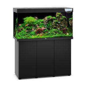 Juwel Rio 350 Noir led avec meuble aquarium 350l