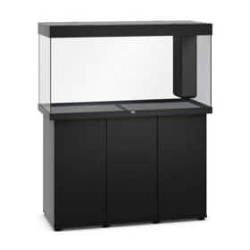 Juwel Rio 350 Noir led avec meuble aquarium 350l vide