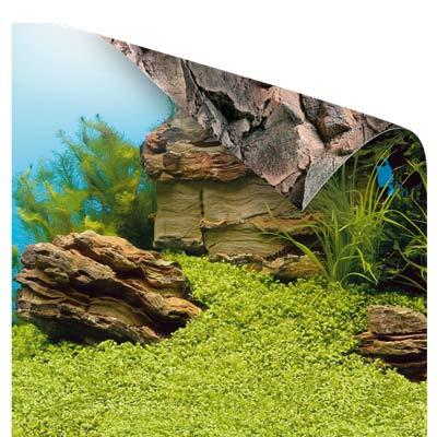 poster pour fond d'aquarium de la marque Juwel