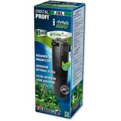 filtre pour aquarium jbl cristalprofi i200 greenline