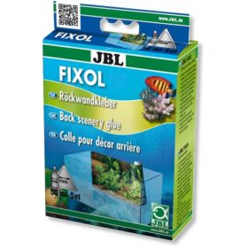 jbl fixol 50 ml colle pour poster d'aquarium