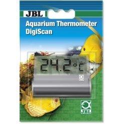 thermomètre numérique jbl digiscan pour vitre d'aquarium