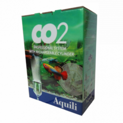 kit CO2 Professional Aquili rechargeable pour aquarium