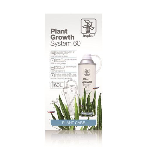 Tropica Plant Growth System 60 système CO2 pour aquarium