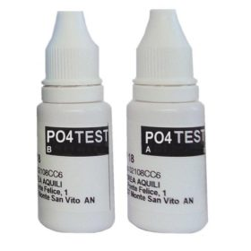 recharge test en gouttes PO4 phosphate Aquili