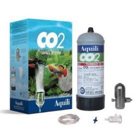 Aquili small CO2 system kit CO2 pour nano aquarium