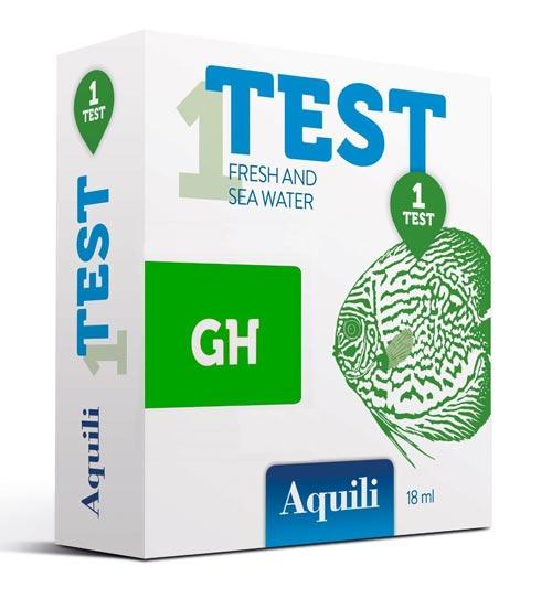 Aquili test d'eau GH en gouttes