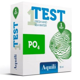 Aquili test d'eau PO4 phosphate en gouttes