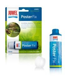 juwel poster fix colle pour poster d'aquarium