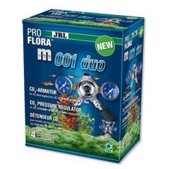 Le JBL ProFlora m001 Duo détendeur double sorties pour CO2 d'aquarium