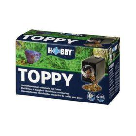 Hobby Toppy distributeur autmatique de nourriture pour poissons