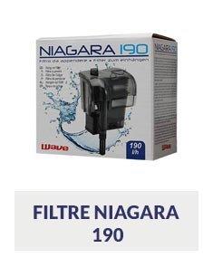 filtre cascade niagara 190 pour nano aquarium