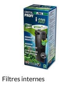 filtres internes pour aquarium