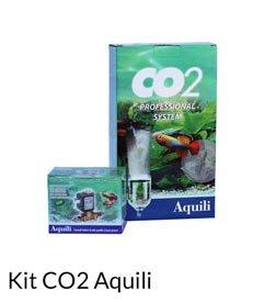 kit CO2 avec electrovanne pour plantes aquatiques