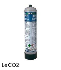 le CO2 pour plantes aquatiques