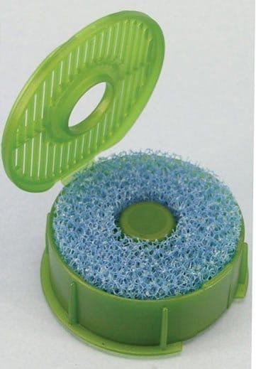 mousses bleues filtrantes pour filtre Eheim Aquaball et Biopower
