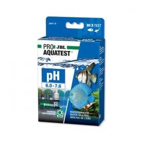 JBL Test pH 6-7,6 mesure précise du pH de votre eau pour les aquariophiles