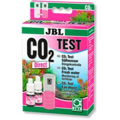 JBL test CO2 direct pour aquarium