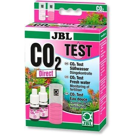 JBL test CO2 direct pour aquarium