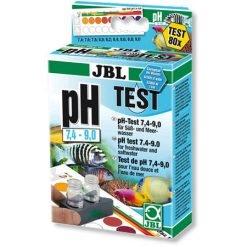 jbl test ph 7,6-9 pour eau avec fort pH