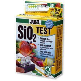 jbl test sio2 silicates en gouttes