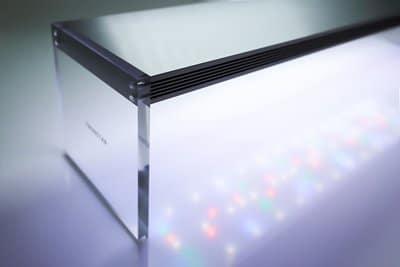 rampe led rgb Twinstar E-line pour aquarium