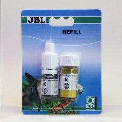 recharge jbl test k potassium